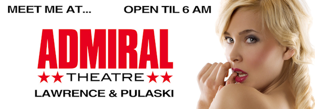 Admiral Theatre Chicago